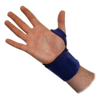 Trainers Choice Wrist Wrap   1 Size   Braces and Supports