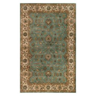 Noble House Vintage Area Rug   Light Blue/Beige   Area Rugs