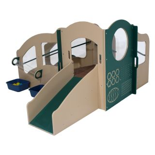 Strictly for Kids Infant/Toddler Dream Playground   Natural   Indoor Play Equipment