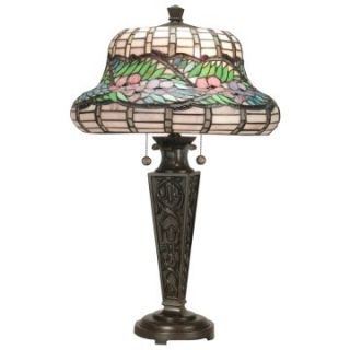 Dale Tiffany Edwardian Table Lamp   TT60266   Tiffany Table Lamps