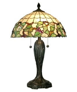 Dale Tiffany Grape Table Lamp   Tiffany Table Lamps