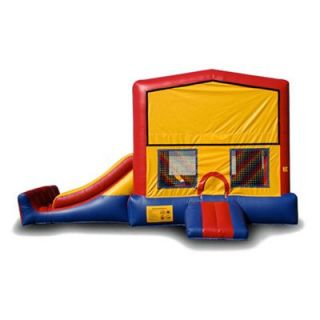 EZ Inflatables Mini Module Combo Bounce House   Commercial Inflatables