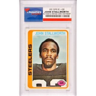 John Stallworth Pittsburgh Steelers 1978 Topps Rookie #320 Card