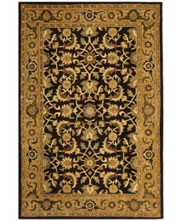 Safavieh Heritage HG586A Area Rug   Cola/Gold   Area Rugs