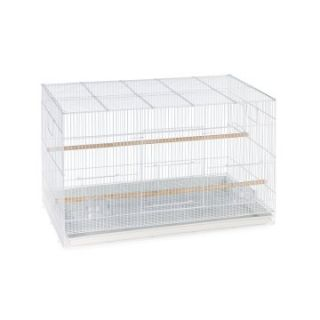 Prevue Pet Products Flight Bird Cage   White   Bird Cages