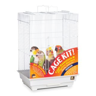 Prevue Pet Products Playtop Bird Cage Kit   Bird Cages