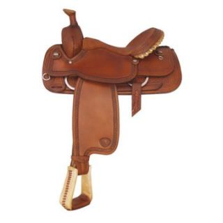 Tex Tan Boe Allen Roping Saddle   Western Saddles and Tack