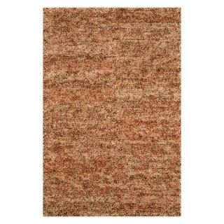 Noble House Eyeball Area Rug   Rust/Brown/Beige   Area Rugs