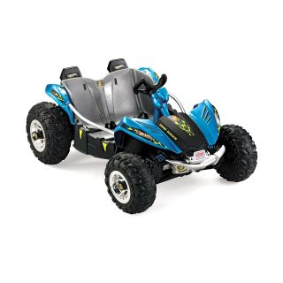 Fisher-Price Power Wheels Battery Operated Dune Racer Riding Toy   Battery Powered Riding Toys