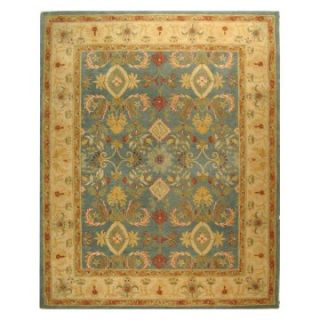 Safavieh Anatolia AN544D Area Rug   Light Blue/Ivory   Area Rugs