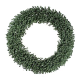 Vickerman 72 in. Douglas Fir Unlit Christmas Wreath   Christmas Wreaths