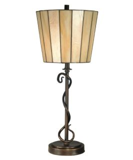 Dale Tiffany Ivory Buffet Table Lamp   Tiffany Table Lamps