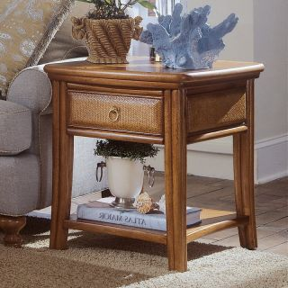 American Drew Antigua Rectangular End Table   End Tables