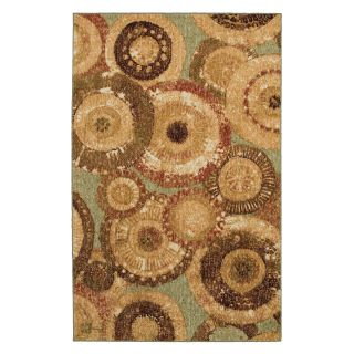Mohawk Home Arranged Medallions Rug   8 x 10 ft.   Area Rugs
