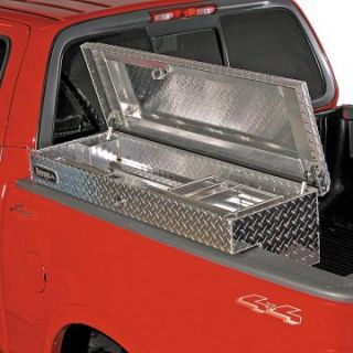 Buyers Lo Side Top Mount Tool Box   Truck Tool Boxes