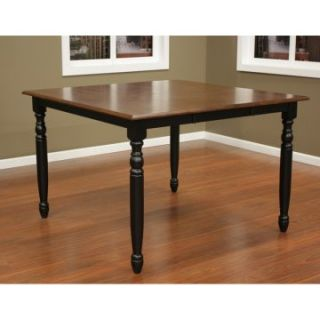 Berkshire Two Tone Butterfly Counter Height Table   Dining Tables