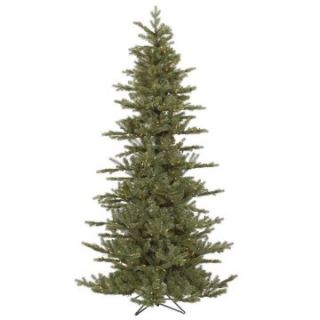 Vickerman Slim Austrian Pre Lit Christmas Tree   Christmas Trees