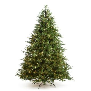 Frasier Grande Full Pre lit Christmas Tree   Christmas Trees