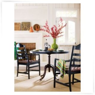 Stanley Artisan 5 piece Adjustable Counter Height Set   Ebony   Dining Table Sets