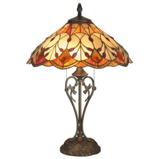 Dale Tiffany Marshall Table Lamp   Tiffany Table Lamps
