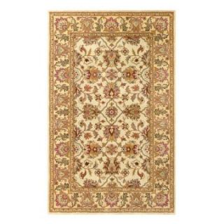 Safavieh Heritage HG452A Area Rug   Ivory/Light Gold   Area Rugs