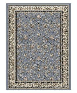 Central Oriental Royal Emperor Area Rug   Blue   Area Rugs