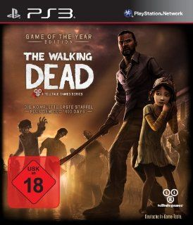 The Walking Dead A Telltale Games Series (Game of the Year Edition) Games