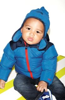 The North Face Down Jacket & Joes Straight Leg Jeans (Baby Boys)