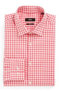 BOSS HUGO BOSS Slim Fit Jenno Easy Iron Dress Shirt