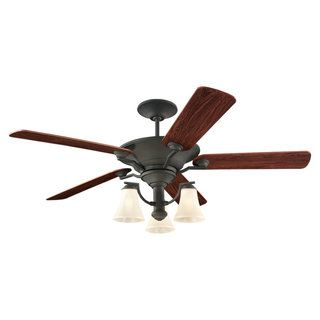 Sea Gull Lighting Somerton 56 inch Blacksmith Ceiling Fan Sea Gull Lighting Ceiling Fans