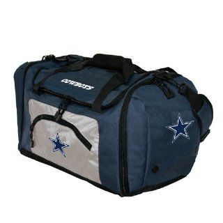 BSS   Dallas Cowboys NFL Roadblock Duffle Bag