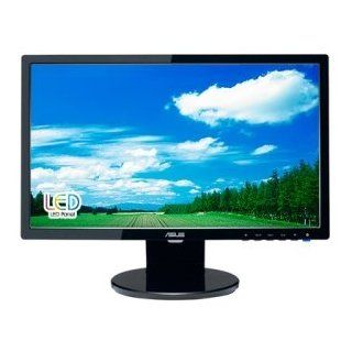 Asus VE198T 19' LED LCD Monitor   1610   5 ms. 19IN WS LCD 1440X900 VE198T VGA DVI BLACK 5MS ENERGY STAR LCD. Adjustable Display Angle   1440 x 900   16.7 Million Colors   250 Nit   100000001   Speakers   DVI   VGA   Black   RoHS, Energy Star Comput