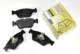 Mercedes Benz Mercedes Benz FRONT BRAKE PADS 21664 OEM Qty Germany OEM TEXTAR 21664 198 Automotive