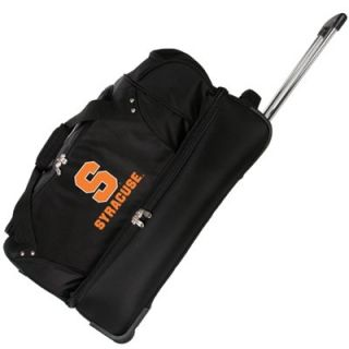 Syracuse Orange 27 Rolling Duffel Bag