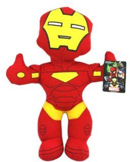 "Marvel Iron Man 14"" Plush   Iron Man Plush Toy Toys & Games"