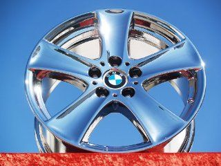 BMW X5Style 209 Set of 4 genuine factory 18inch chrome wheels Automotive
