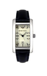 Emporio Armani Women's AR0103 Leather Watch Watches