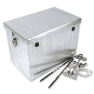NOCO HM251 Satin Aluminum Group 27 High Performance Battery Box Automotive