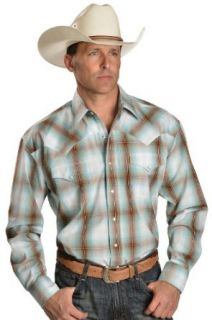 Stetson 11 001 0478 0285 Bu Mens Stetson Long Sleeve Shirt Blue 3XL at  Men�s Clothing store