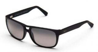 Maui Jim Waterways Sungasses GS267 02MR Black Rubber (Neutral Gray Lens) 58mm Maui Jim Clothing