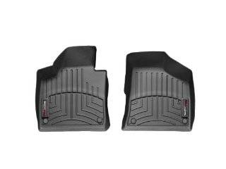 WeatherTech Custom Fit Front FloorLiner for Audi A3 (Black) Automotive
