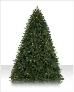 7.5 ft. Royal Douglas Fir Artificial Christmas Tree   clear lights []