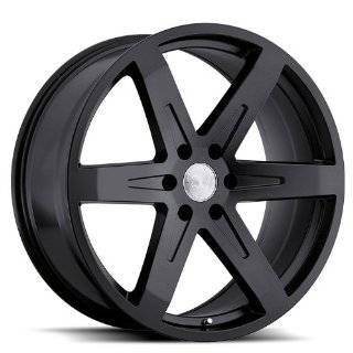 "Black Rhino Peak Matte Black 20"" (6x135) Automotive"