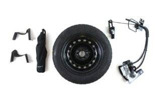 Genuine Fiat Accessories 82212995 Spare Tire Kit for Fiat 500/500C Automotive