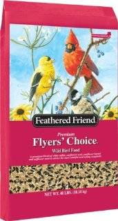 Flyer's Choice Wild Bird Food