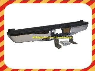 98 99 00 01 FORD EXPLORER REAR BUMPER CHROME W/PAD NEW Automotive