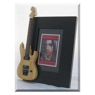 NUNO BETTENCOURT Miniature Guitar Photo Frame N4 Musical Instruments
