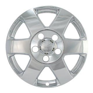 "Bully Imposter IMP 322X, Jeep, 17"" Chrome Replica Wheel Cover, Pack of 4 Automotive"