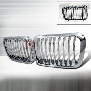 BMW 318i 318is 318ti 328i 328is M3 325i 325is E36 1992 1993 1994 1995 1996 3 Series Coupe Sedan Grille   Chrome Automotive