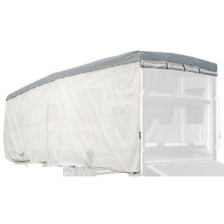 "EXPEDITION by Eevelle Toy Hauler Trailer Cover   fits 24' 28'   348""L x 105""W x 120""H   Gray Automotive"